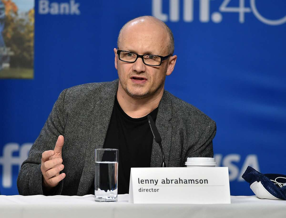 TORONTO, ON - SEPTEMBER 14: Director Lenny Abrahamson speaks onstage during the