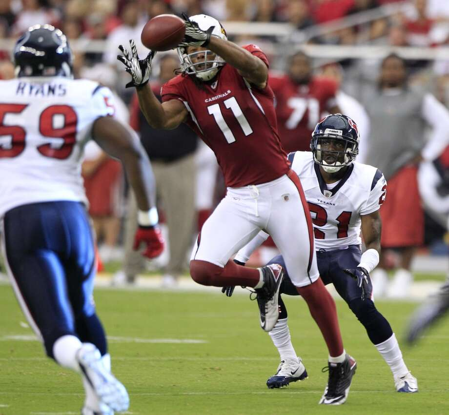 Arizona: Larry Fitzgerald, wide receiver