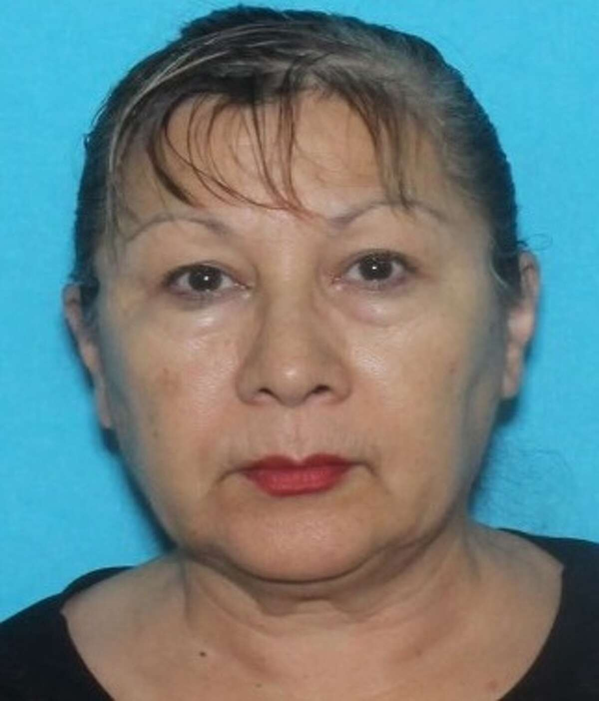 Yolanda Rodriguez Ramirez, 59, of Brownsville, was arrested Tuesday, Oct. 6. She is charged with engaging in organized criminal activity.