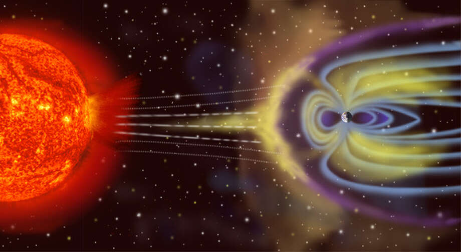 Exoplanets orbiting close to small stars may have magnetic fields that could protect life on the planet's surface: NASA