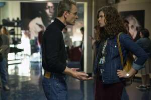 'Steve Jobs' launches the Apple guy as an entertaining jerk - Photo