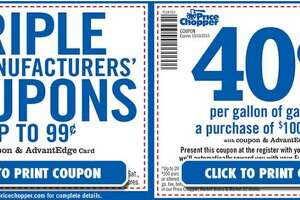 Price Chopper: Triple coupons through Saturday! - Photo