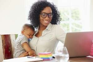 Stay-at-home moms make great entrepreneurs - Photo