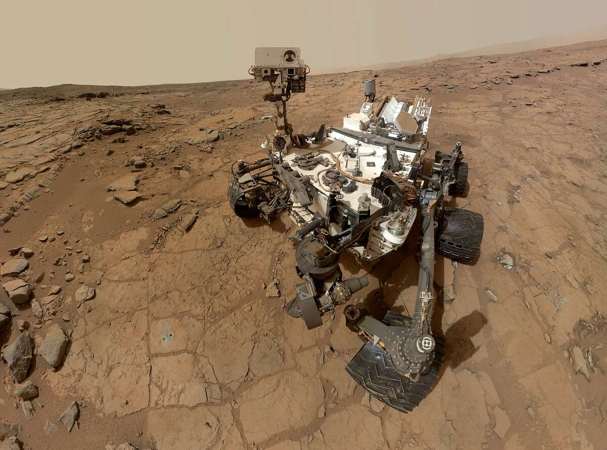 NASA confirmed that it did have bots known as rovers on the Red Planet however.