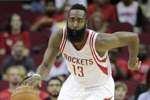 James Harden hardly playing like it's the preseason against Mavericks - Photo