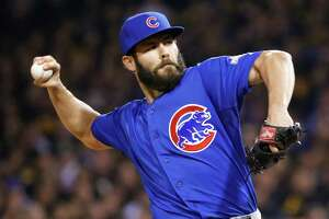 Arrieta carries Chicago to NLDS - Photo