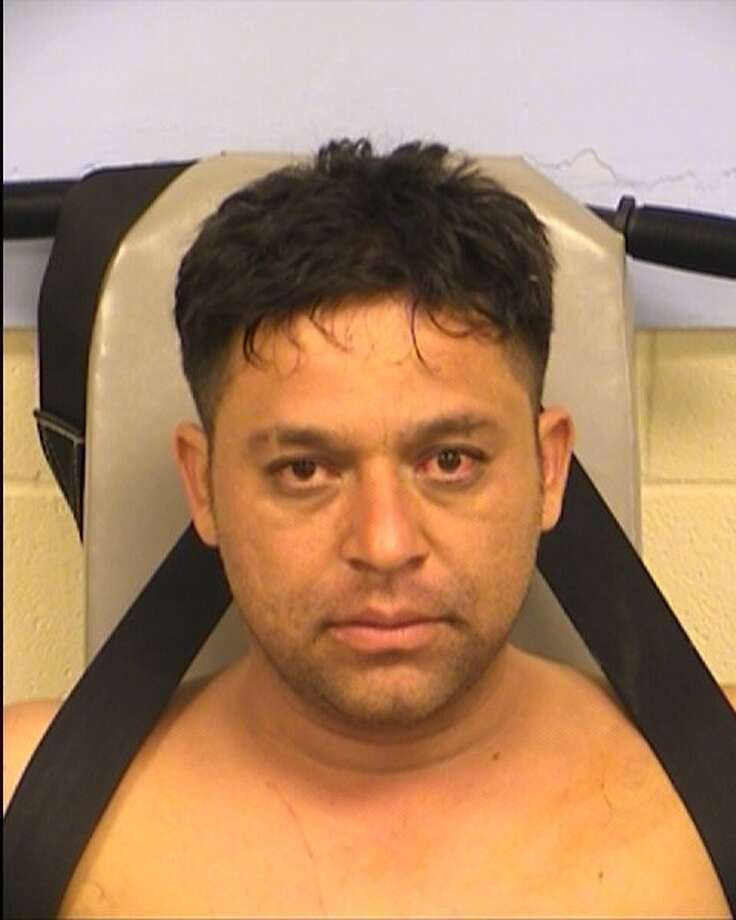 David Marquez Solis, 35, has been charged with second-degree felony arson in connection with a grass fire in North Austin on Oct. 5, 2015. Photo: Austin Police Department