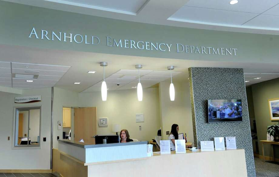 New Milford Hospital's Arnhold Emergency Department opened June 11, 2015. Photo: Carol Kaliff / Hearst Connecticut Media / The News-Times