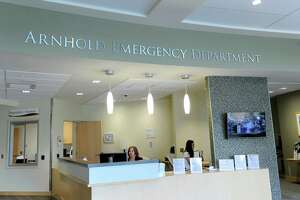 Rampage at New Milford Hospital - Photo