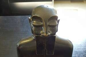 San Francisco cops seek word on stolen ?Our Silences? sculptures - Photo