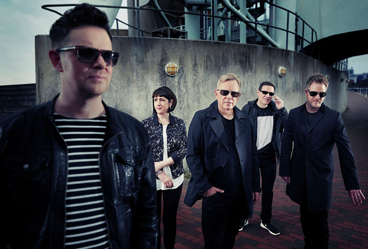 New Order will perform as party of the Day for Night arts and music festival Dec. 19-20, 2015 in Houston.
