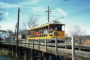 Grant to repair 53 historic trolleys damaged by storms - Photo