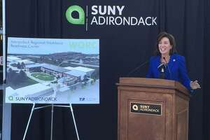 SUNY Adirondack gets $9.7 million for job training center - Photo