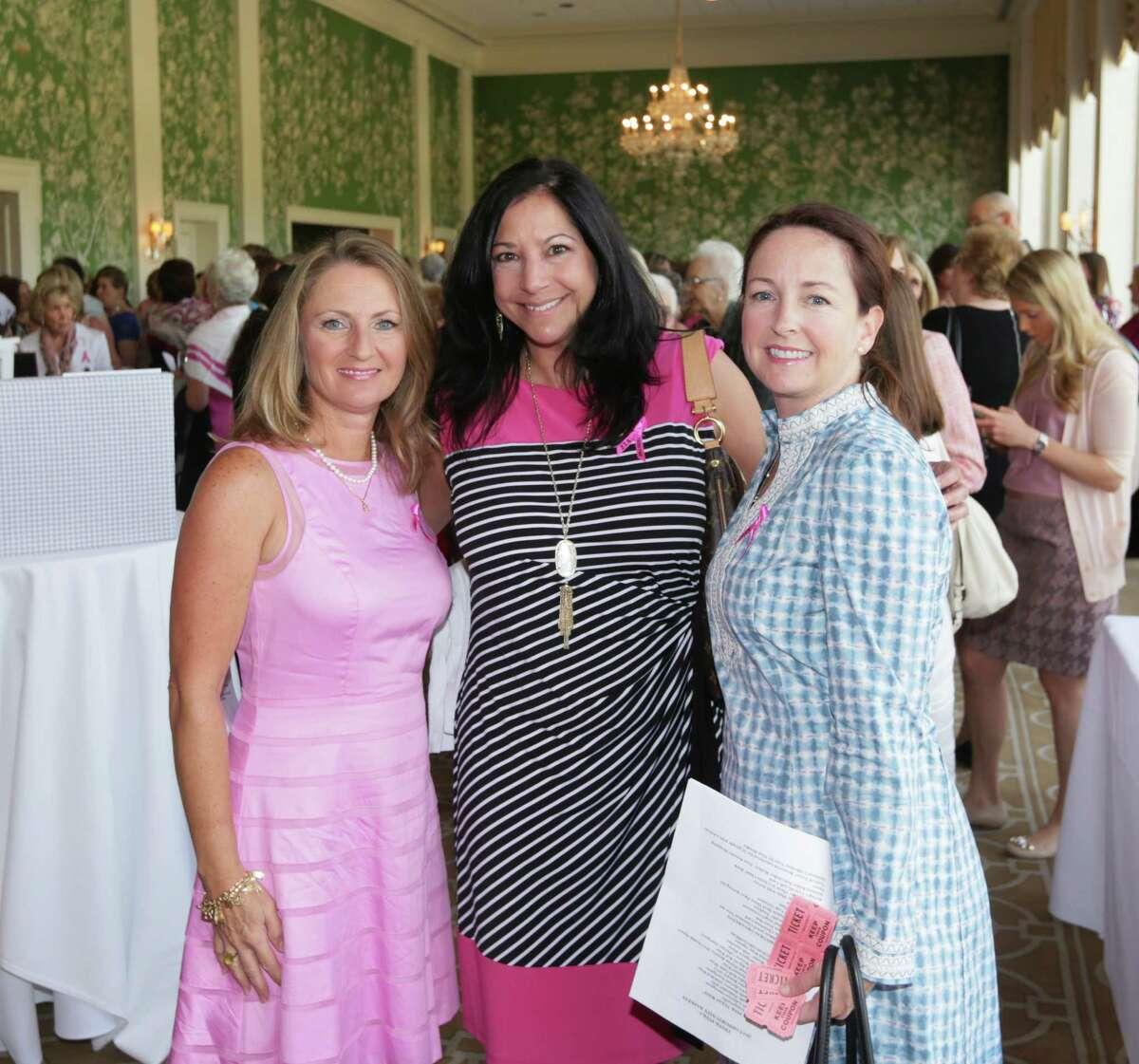 Nicole Thurston, Dawn Koerner and Ami Wallace