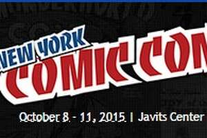 New York Comic Con 2015 Bound - Photo