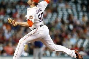 Astros go with 11 pitchers for ALDS; no Chad Qualls - Photo