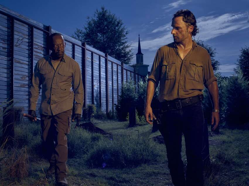 The sixth season of The Walking Dead begins Sunday, October 11th at 8/9 p.m. on AMC. Here's a look back on what happened in the fifth season: