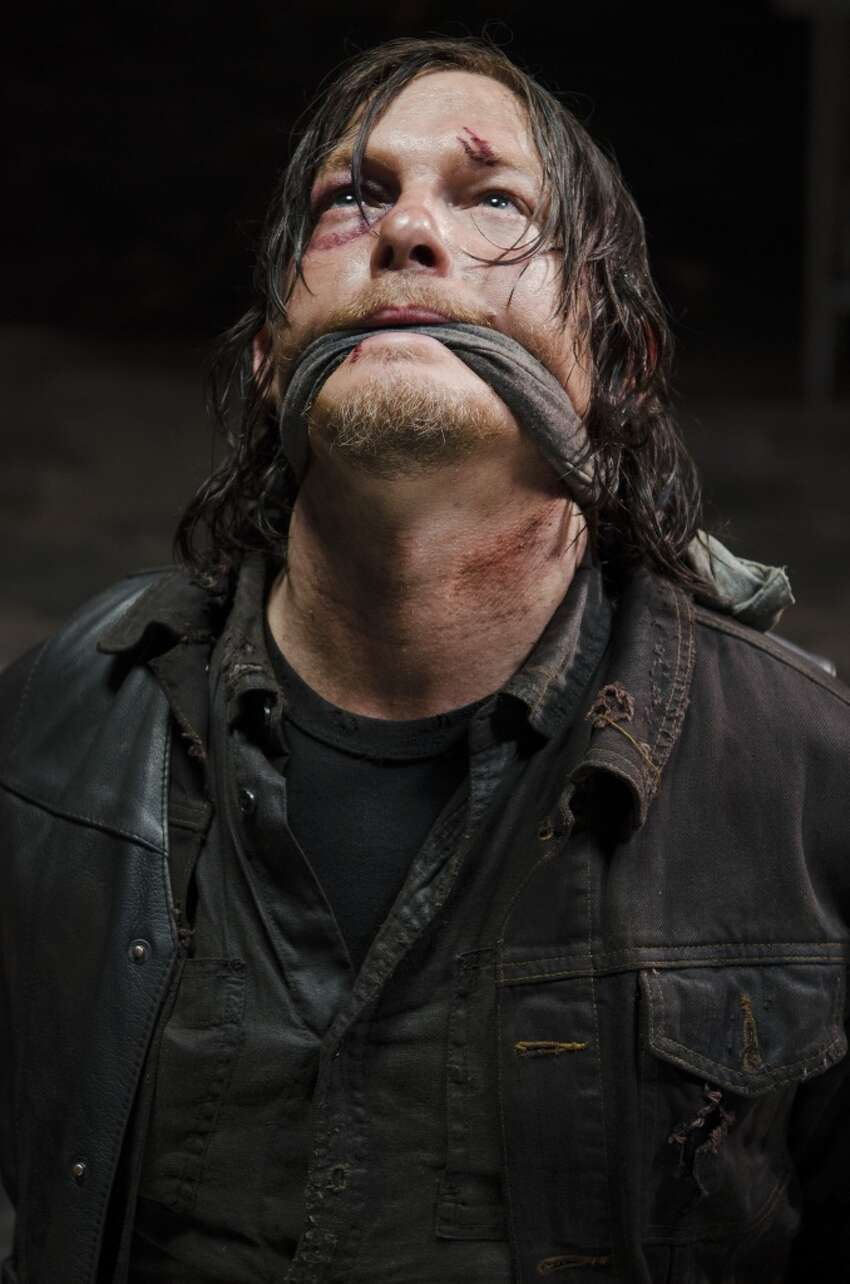 The Walking Dead's fifth season began last fall with the majority of our heroes, including Rick, Daryl, Glenn and Maggie, captured by a group of cannibals at Terminus. And they were about to become what's for dinner.