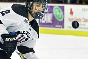 Union hockey aims for improvement on defense - Photo