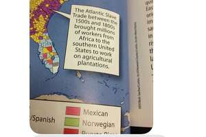 Controversial word won't stop use of textbook in BISD, PAISD - Photo