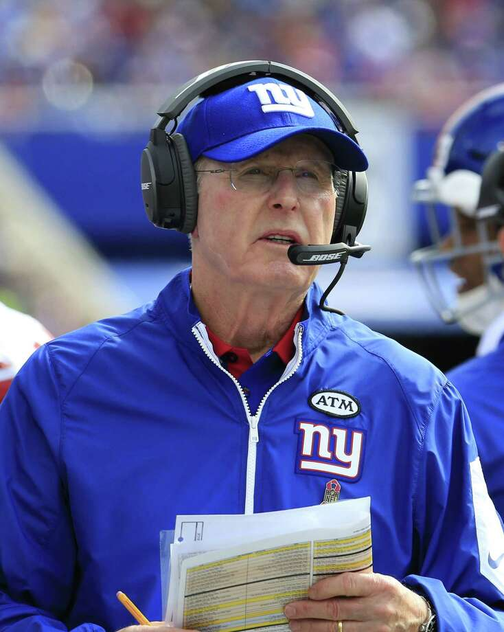 Tom Coughlin. Photo: Bill Wippert / Associated Press / FR170745 AP