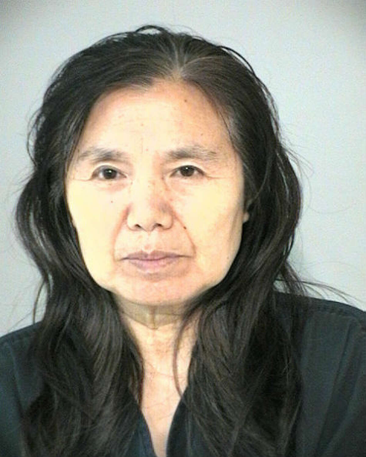 Chunyun Pang, 61,was arrested and charged with prostitution during a bust of the Oasis Foot Reflexology spa in Cinco Ranch.