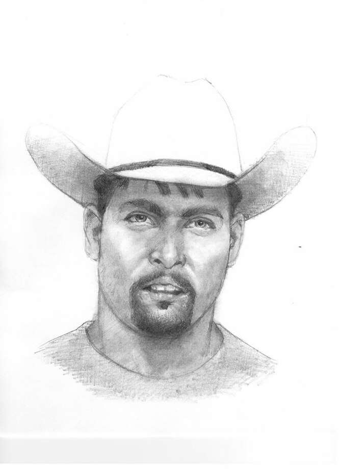 Police sketch released following an attempted abduction in Lampasas on Sept. 20.