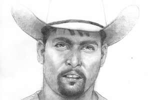 Police sketch: Man in cowboy hat suspected in abduction attempt - Photo