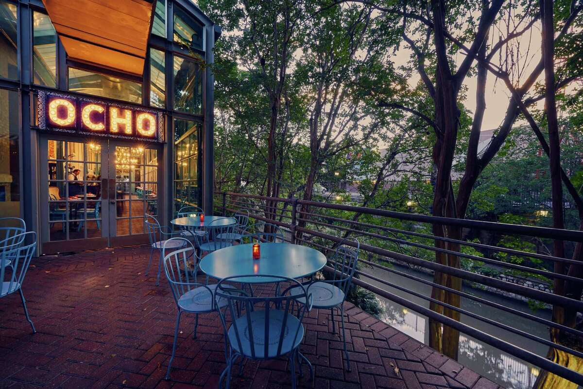 EAT: Ocho Enjoy the bird's eye view of the water at this Pan-Latin eatery. CNN recommends ordering the huitlacoche quesadillas and washing it down with a Havana margarita.