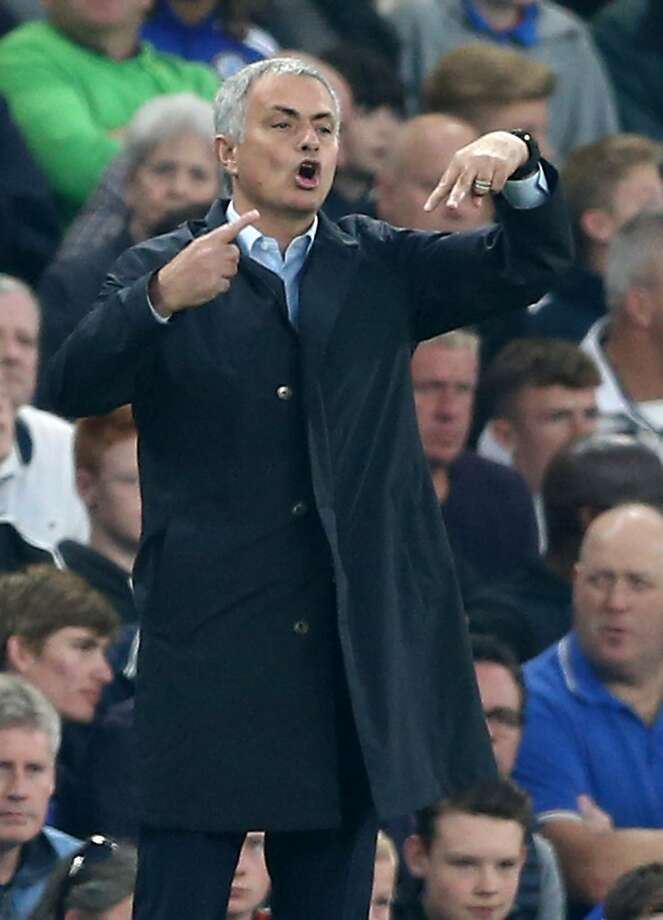 Fingers have been pointing at Chelsea's Jose Mourinho. Photo: Justin Tallis, AFP / Getty Images