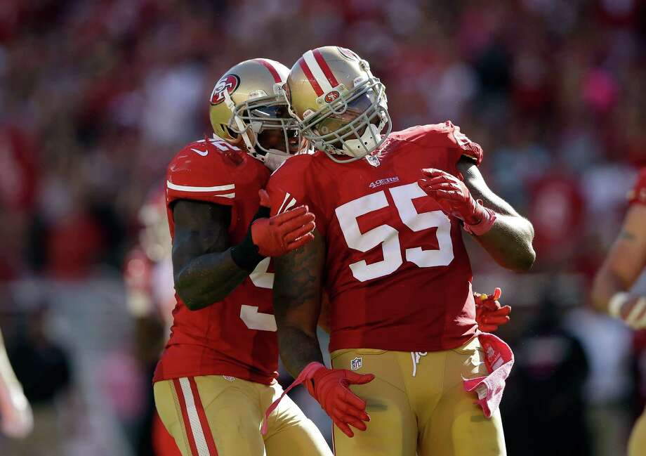 Ahmad Brooks. Photo: Ezra Shaw / Getty Images / 2014 Getty Images
