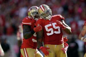 Ahmad Brooks' status for Sunday uncertain after sister's death - Photo