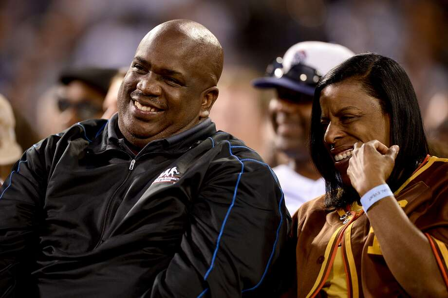 Chris Gwynn resigned from his post as the director of player development on Thursday. (Andy Hayt, Getty Images)