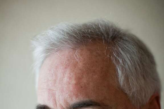 Republican Rep. Tom McClintock poses for a portrait in his office February 19, 2013 in Granite Bay, California.