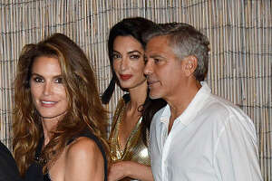 Cindy Crawford: 'Amal Clooney is so interesting' - Photo