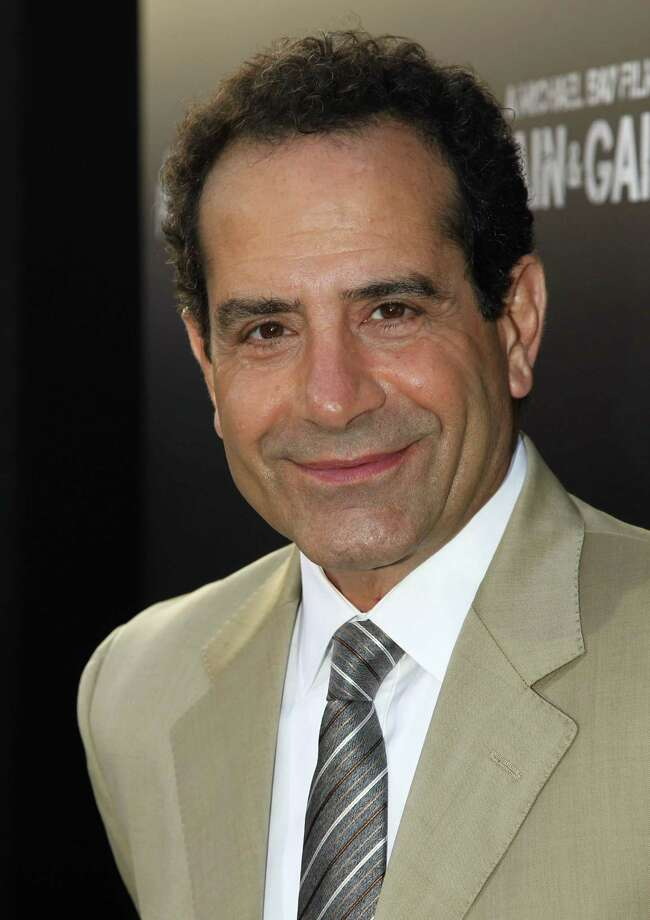"Actor Tony Shalhoub arrives at the LA Premiere of ""Pain and Gain"" at the TCL Theatre on Monday, April 22, 2013 in Hollywood, Calif. (Photo by Matt Sayles/Invision/AP) Photo: Matt Sayles / Invision"