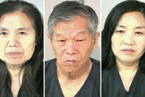 Prostitution bust at massage parlor - Photo