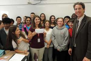 Guilderland math teacher wins grant - Photo
