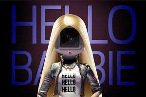 Will Barbie be hackers' new plaything? - Photo