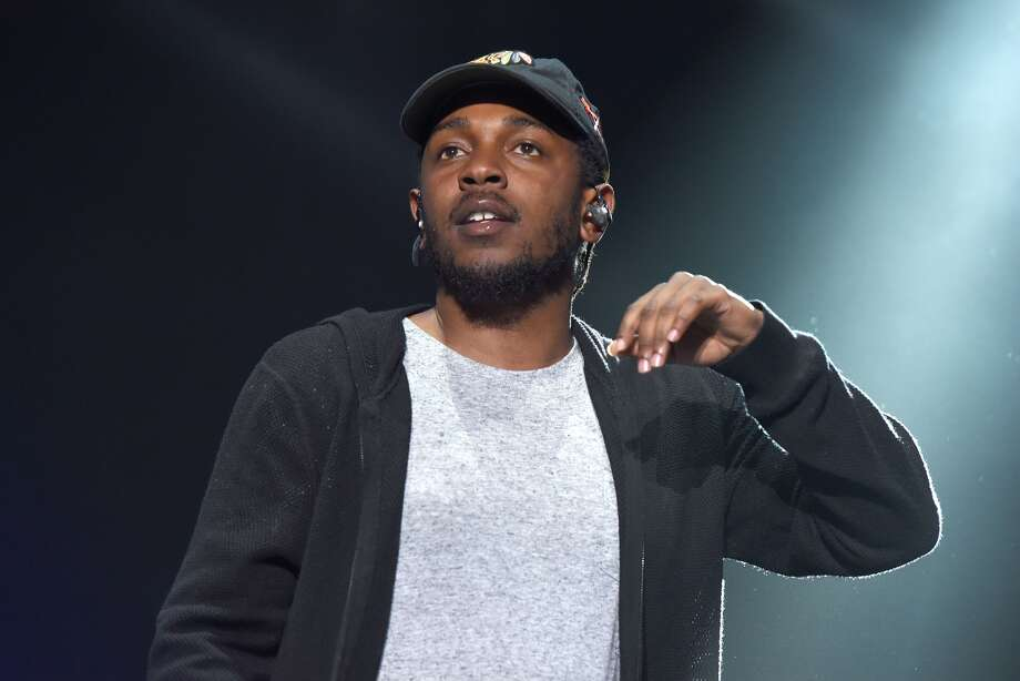 Kendrick Lamar performs during the Outside Lands Music And Arts Festival 2015 at Golden Gate Park on August 8, 2015 in San Francisco, California. (Photo by C Flanigan/WireImage)