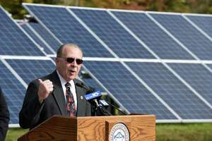 Photos: Solar farm in Glenville - Photo