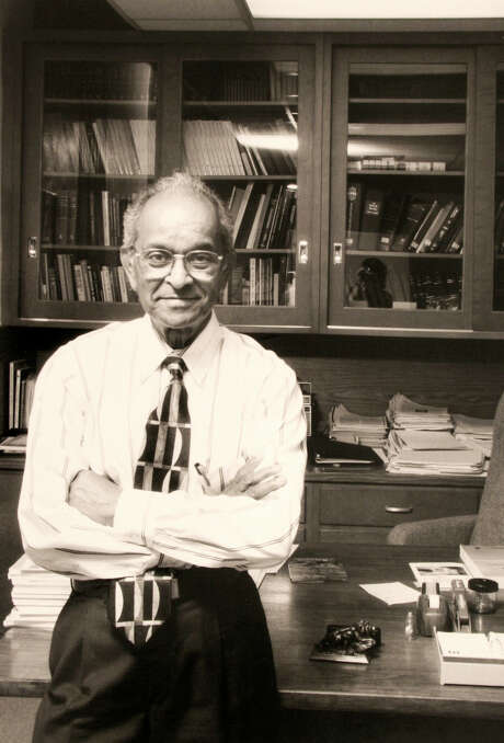 Dr. N.R. Pemmaraju researched steroids and was well known in the Indian community. Photo: Courtesy /