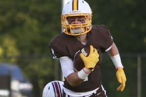 In good hands: receivers stepping up for Brunswick football team - Photo
