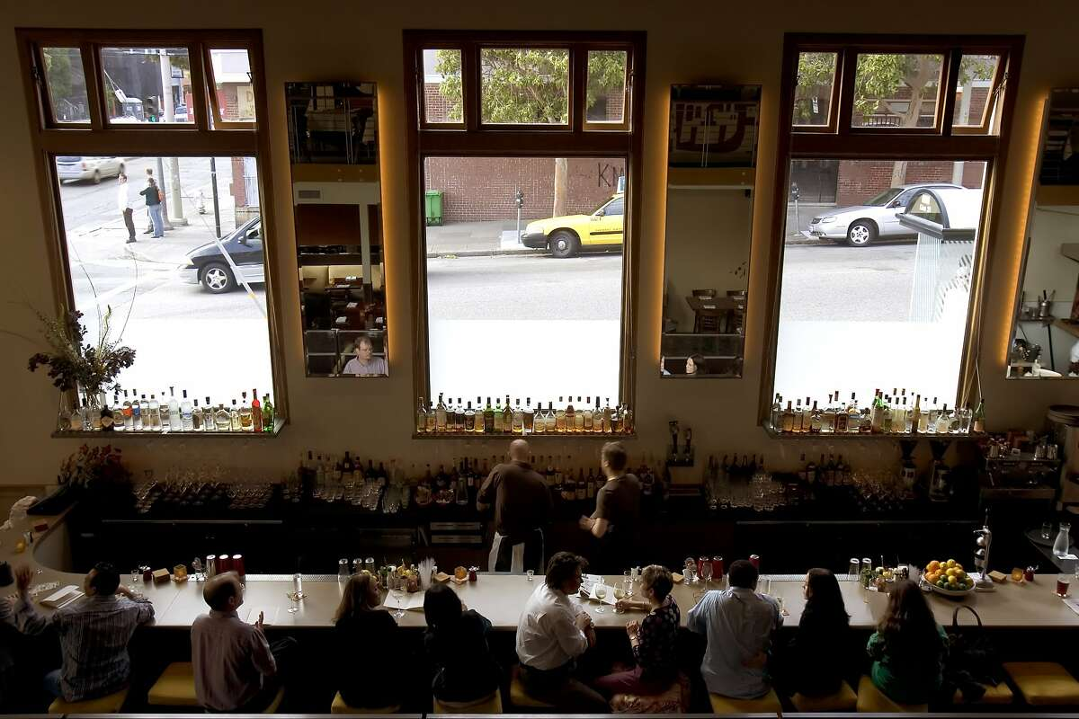 One night, Prince dined at Nopa, the popular Divisadero Street restaurant.