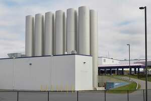 Yogurt plant's wastewater helps power electrical grid - Photo