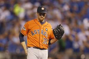 McHugh, Astros silence Royals - Photo