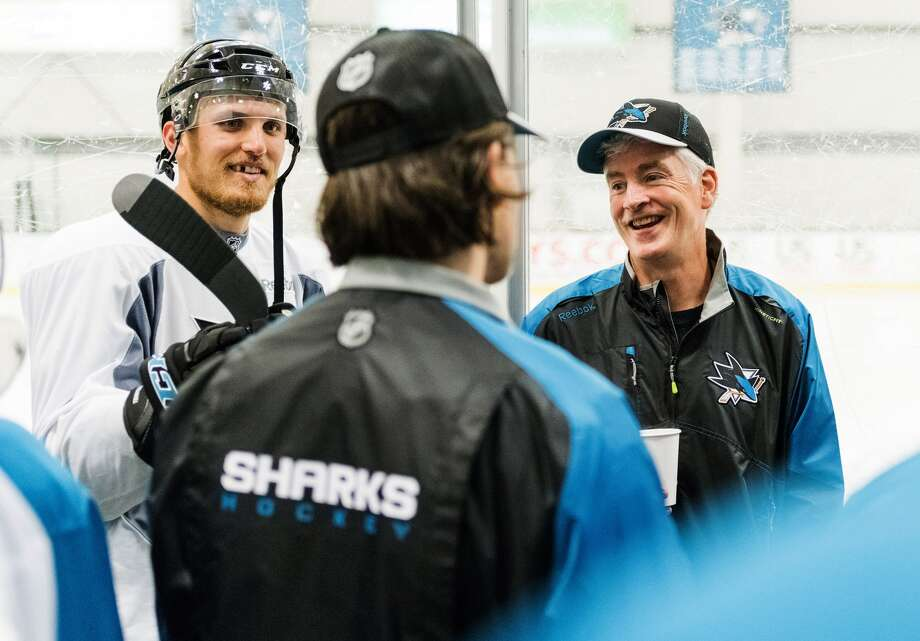 Roy Sommer, who played hockey as a boy at Berkeley Iceland, returns to the Bay Area as head coach of the San Jose Barracuda, the Sharks' transplanted AHL affiliate.