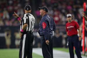 Penalties haunt Texans in Thursday Night Football loss to Colts - Photo