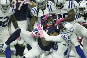 The Texans lost to a puking zombie Thursday night - Photo