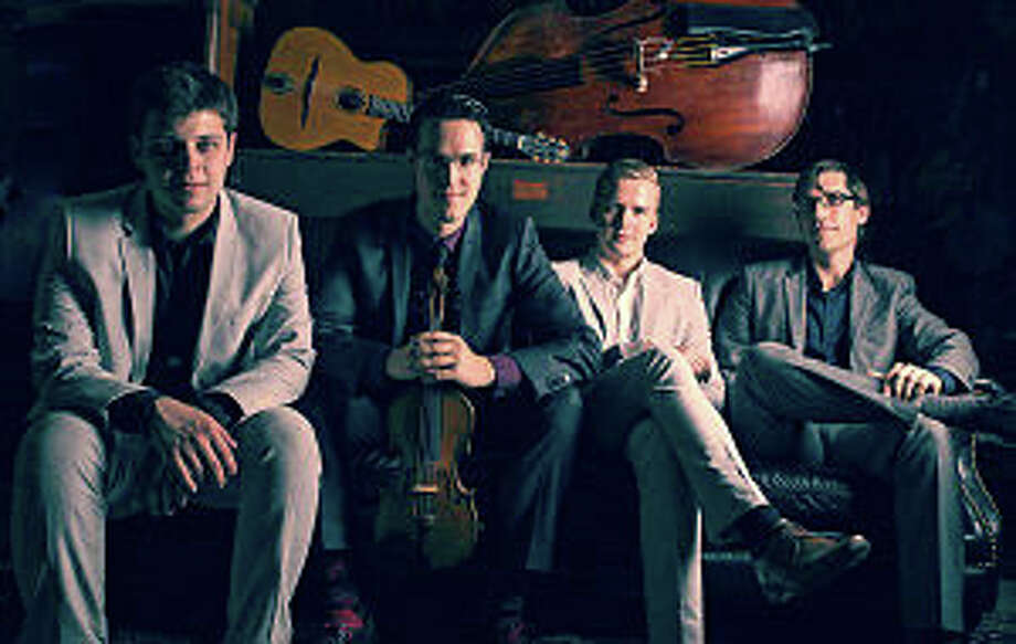 The Rhythm Future Quartet will kick off the Westport Arts Center's new jazz concert series with an Oct. 11 performance. Photo: Contributed Photo / Westport News